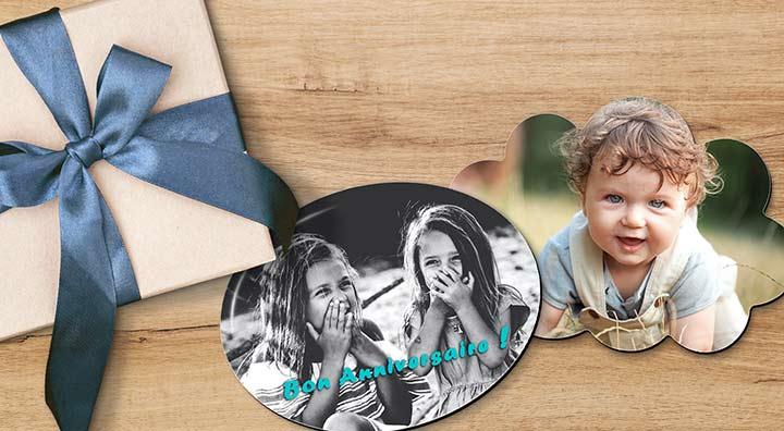 Magnets personnalisé à offrir