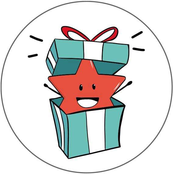Magnets cadeaux personnalisés