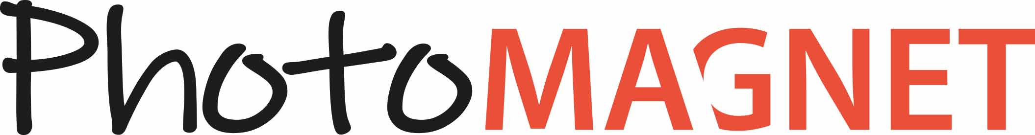 Logo Photo Magnet