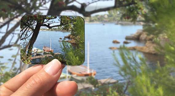 Magnet photo fabriqué en France